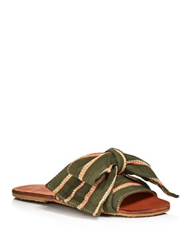 Brother Vellies - Women's Burkina Slide Sandals