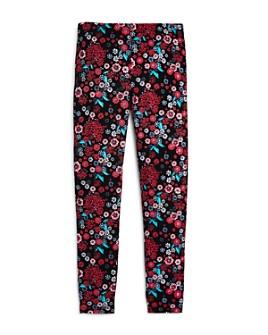 Mini Series - Girls' Floral Leggings, Little Kid - 100% Exclusive