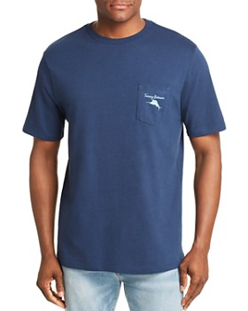 Tommy Bahama - Lifetime Board Member Graphic Pocket Tee