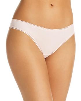 On Gossamer - Cabana Cotton Stretch Hip Bikini