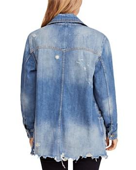 Free People - Moonchild Denim Shirt Jacket