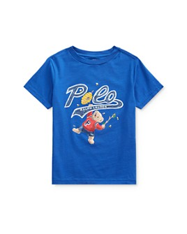 Ralph Lauren - Boys' Polo Bear Tee - Little Kid