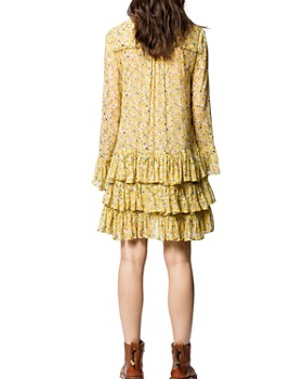 Zadig & Voltaire - Rebbie Anemone Mini Dress