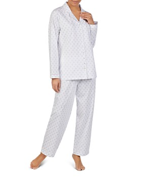 Eileen West - Jersey Knit Printed Pajama Set