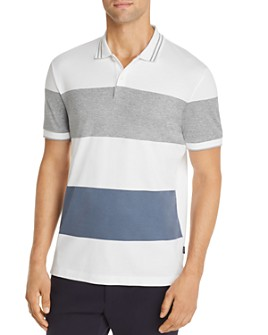 BOSS - Parlay Block Stripe Polo