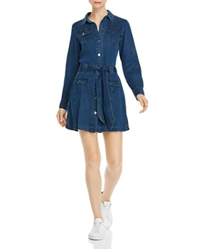 Rails - Ripley Chambray Shirt Dress