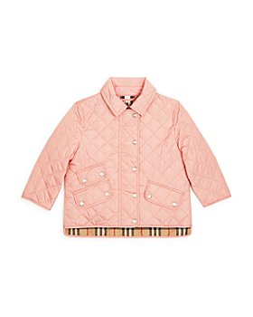 Burberry - Girls' Brennan Quilted Jacket - Little Kid, Big Kid