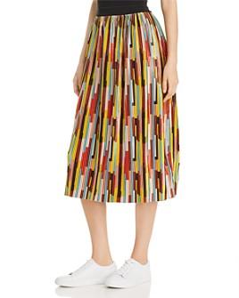MKT Studio - Jimi Multicolor Pleated Skirt