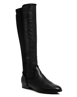 Jack Rogers - Women's Gemma Leather Knee Boots