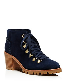 Jack Rogers - Women's Poppy Block Heel Hiker Boots