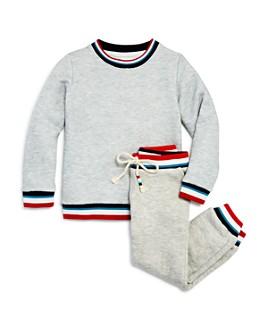 SOL ANGELES - Unisex Roma Sweatshirt & Jogger Pants - Little Kid, Big Kid