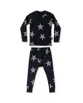 NUNUNU - Unisex Star Tee & Pants Set - Baby