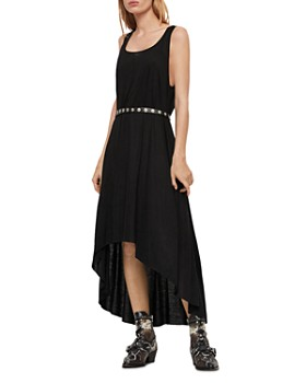 ALLSAINTS - Frederike High/Low Dress