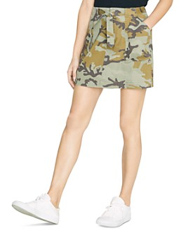 Sanctuary - Emerson Camouflage Mini Skirt