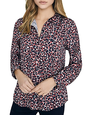 Sanctuary Monday to Sunday Printed Button-Down Shirt