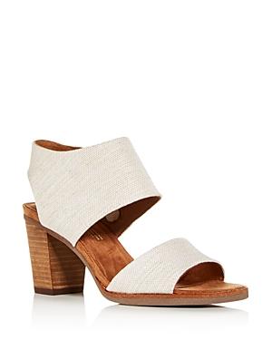 Toms Women\\\'s Majcut High-Heel Sandals