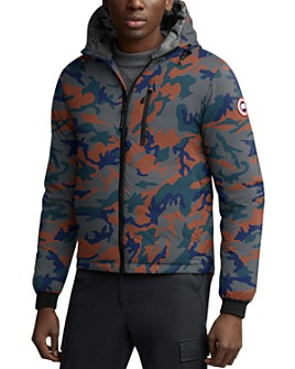 Canada Goose - Lodge Hoody Camouflage-Print Down Jacket