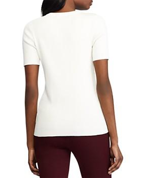 Ralph Lauren - Short-Sleeve Sweater