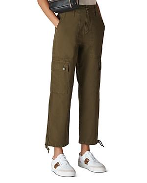 Whistles Steffi Utility Cargo Pants