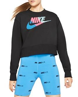 Nike - Futura Logo Sweatshirt