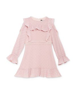 Bardot Junior - Girls' Abbie Ruffled Dress - Little Kid