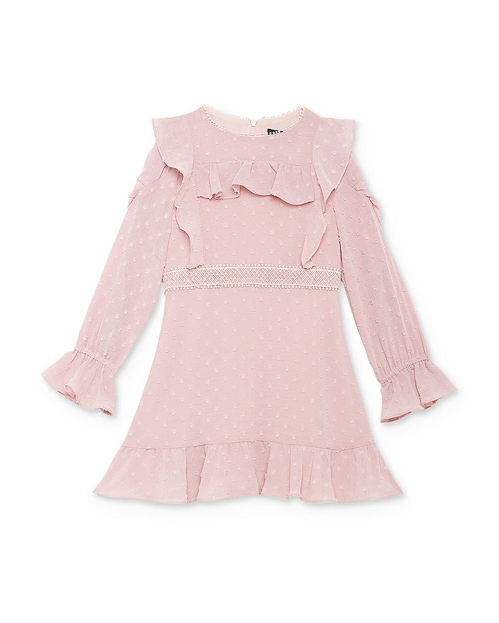 Bardot Junior - Girls' Abbie Ruffled Dress - Little Kid