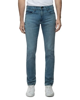 J Brand - Mick Skinny Fit Jeans in Moiety