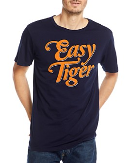CHASER - Easy Tiger Graphic Tee