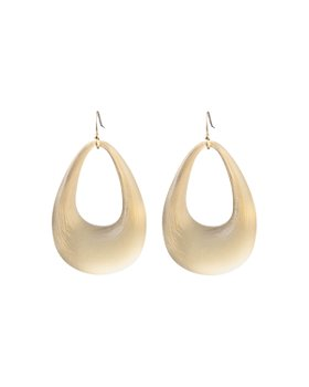Alexis Bittar - Contoured Loop Frontal Drop Earrings