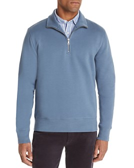 The Men's Store at Bloomingdale's - Half-Zip Fleece Sweatshirt - 100% Exclusive