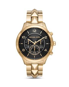 Michael Kors - Runway Mercer Link Bracelet Chronograph, 44mm