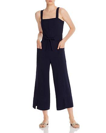 Joie - Zephrine Cropped Wide-Leg Jumpsuit - 100% Exclusive