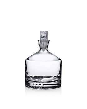 Nude Glass - Alba Whiskey Decanter