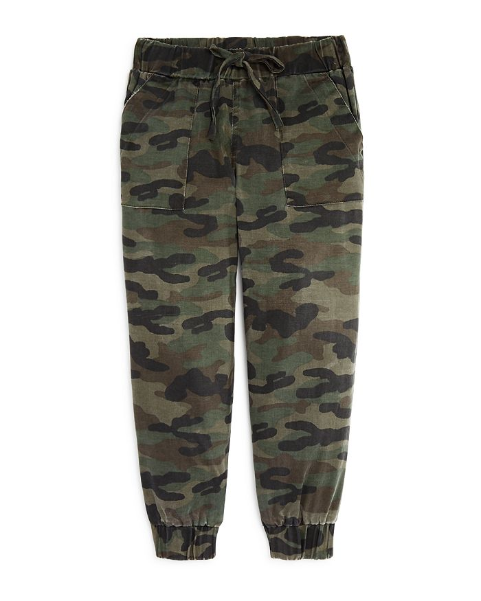 Bella Dahl - Girls' Camo Jogger Pants - Little Kid, Big Kid