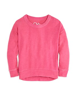 CHASER - Girls' Long Sleeve High/Low Top - Little Kid, Big Kid