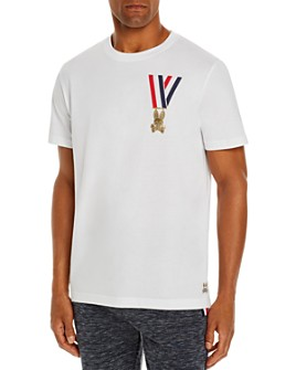 Psycho Bunny - Medal Graphic Tee