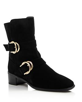 Stuart Weitzman - Women's Britain Mid-Calf Boots