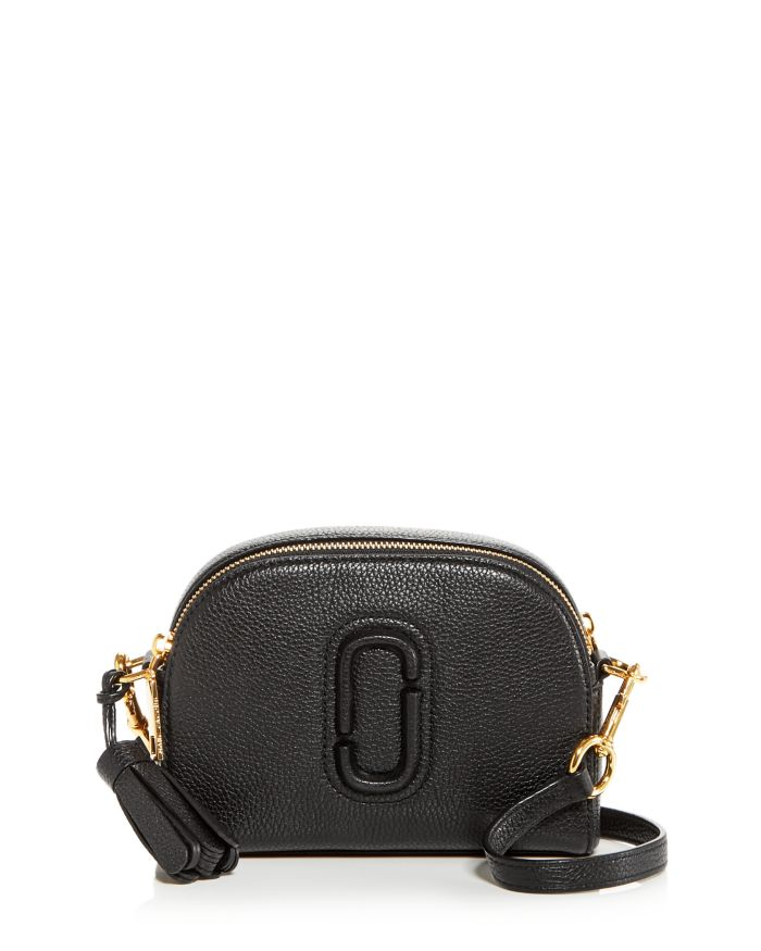 MARC JACOBS MARC JACOBS Shutter Leather Crossbody    Bloomingdale's
