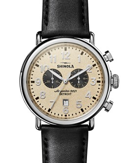Shinola - The Runwell Chronograph, 47mm