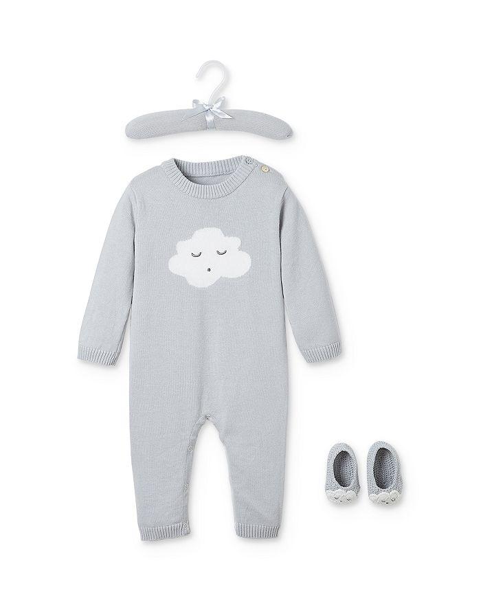Elegant Baby - Unisex Sleepy Cloud Coverall & Booties Set, Baby - 100% Exclusive