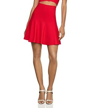 BCBGMAXAZRIA - Ingrid A-Line Skirt