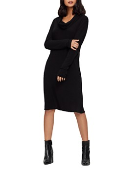 Michael Stars - Beatrice Convertible Cowl Neck Dress