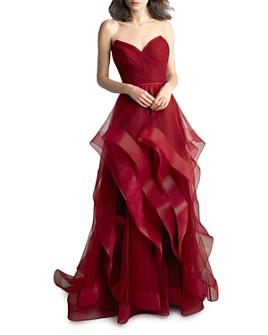 Basix - Strapless Ball Gown