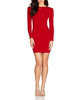 Nookie - Illegal Long-Sleeve Mini Dress