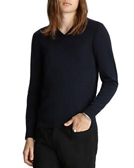 John Varvatos Collection - Slim Fit V-Neck Sweater
