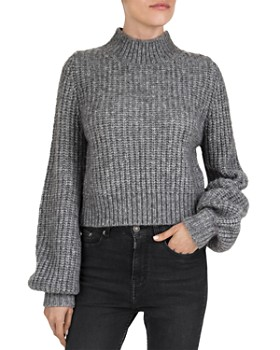 The Kooples - Merino Wool-Blend Turtleneck Sweater