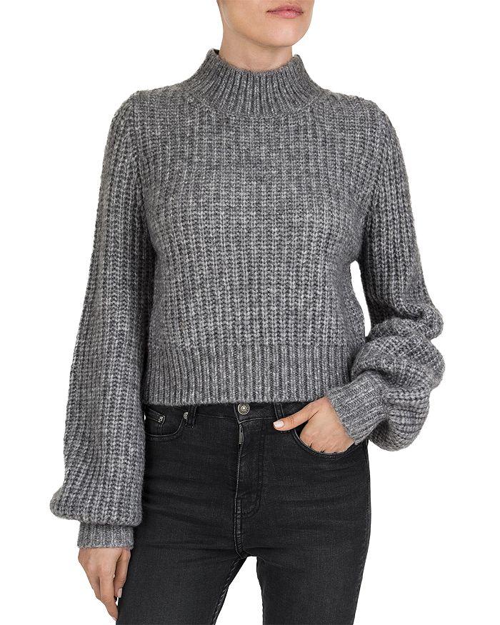 The Kooples - Merino Wool-Blend Turtleneck Sweater