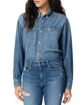 Joe's Jeans - Button-Down Denim Shirt