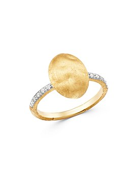 Marco Bicego - 18K Yellow Gold Siviglia Diamond Ring - 100% Exclusive