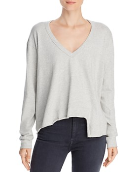 Wilt - V-Neck Asymmetric Sweatshirt